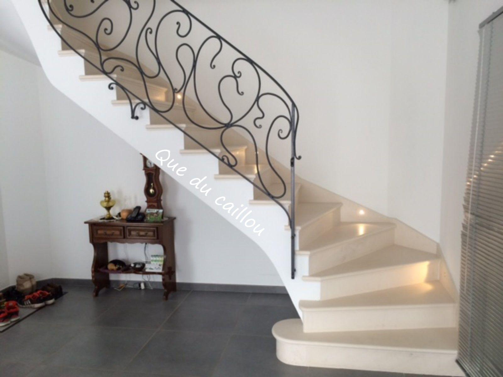 Escalier En Pierre taille et pose d'un escalier en pierre de bourgogne à septèmes-les